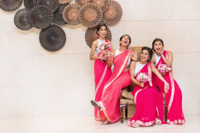 Wedding of Roshani & Charith by DR Creations - 017