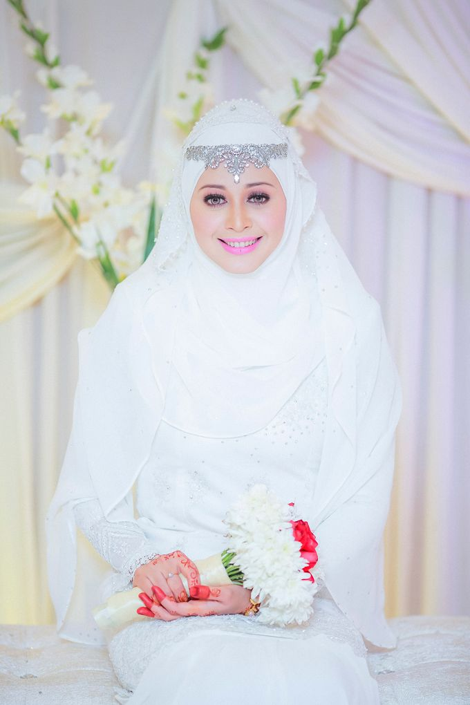 Zuhairah & Fuad by The Rafflesia Wedding & Portraiture - 027