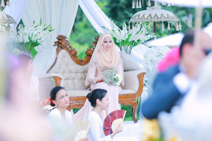 RAIHANA & MOHAMMAD by The Rafflesia Wedding & Portraiture - 033