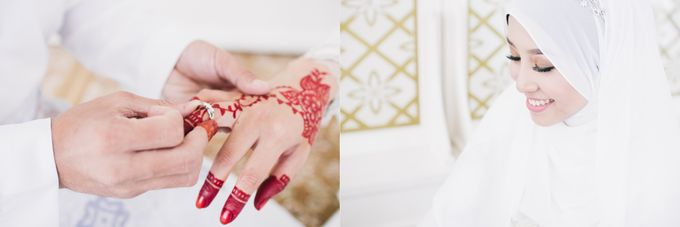 The Solemnization of Alya and Amir by Hanif Fazalul Photography & Cinematography - 011