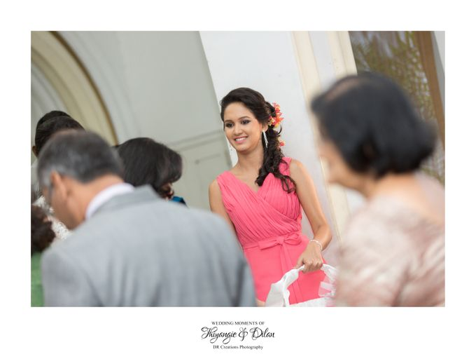 Wedding of Thiyangie & Dilan by DR Creations - 035