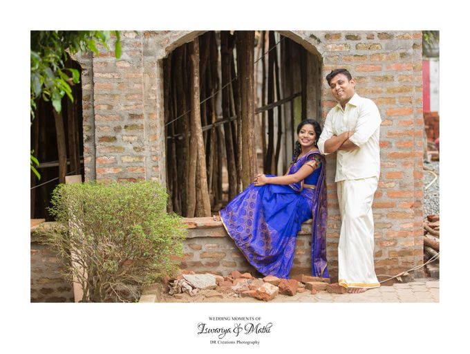 Wedding of Ishwariya & Mathi by DR Creations - 036