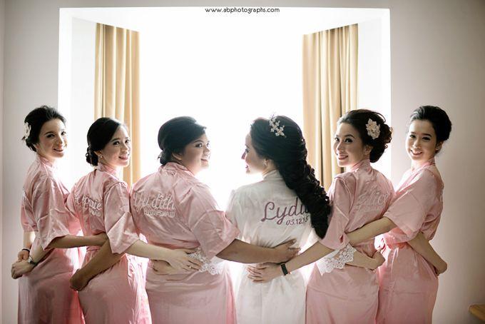 THE WEDDING OF RICHARD & LYDIA by Cynthia Kusuma - 034