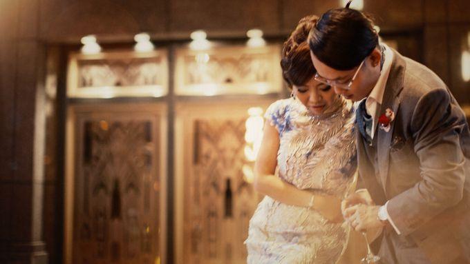Chinois by The Wedding Entourage - 005