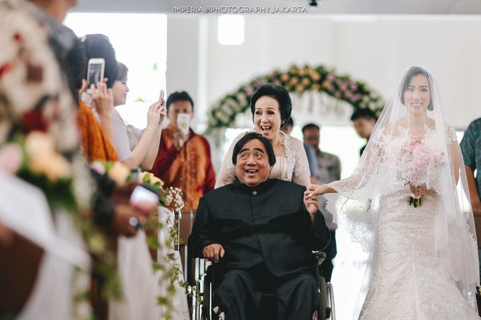 The One My Soul Loves | Kevin + Indy Wedding by Imperial Photography Jakarta - 035