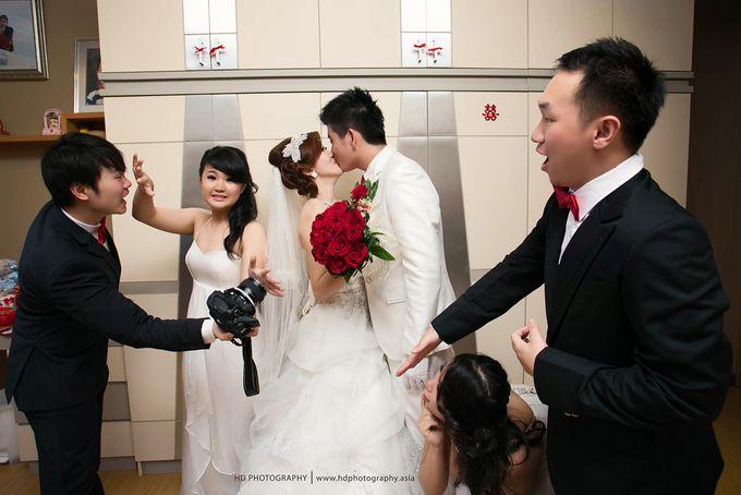 Fery & Nova - Wedding Day by HD Photography - 026