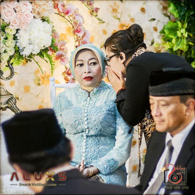 The Wedding of Santa & Khresna by Alux's Event & Wedding Creator - 013