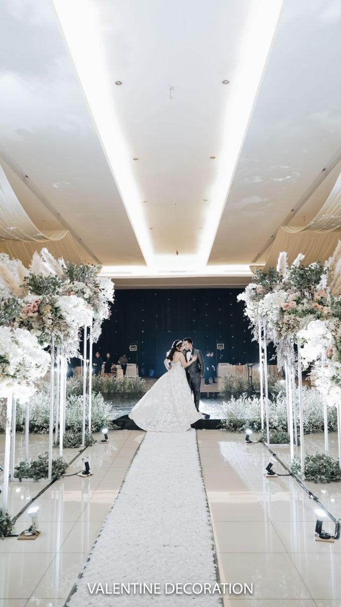 Sandy & Ferlina Wedding Decoration by TOM PHOTOGRAPHY - 038