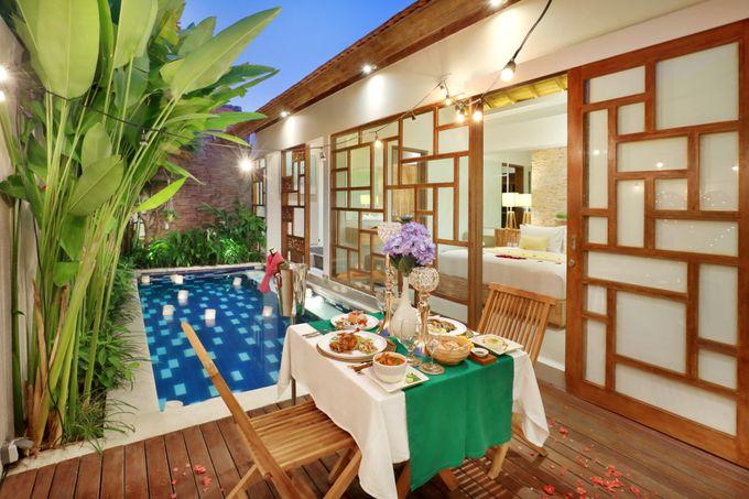 Honeymoon Package at Manca Villa Bali by Ayona Villa - 010