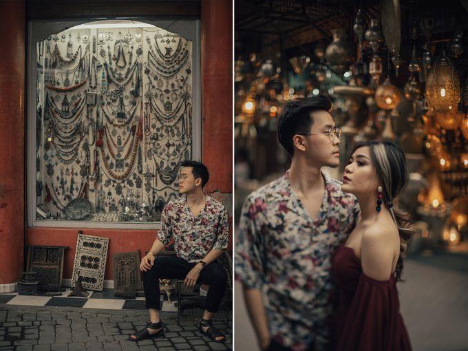 PRE - WEDDING DERIAN & GRACE BY RIO YAPARI by All Seasons Photo - 031