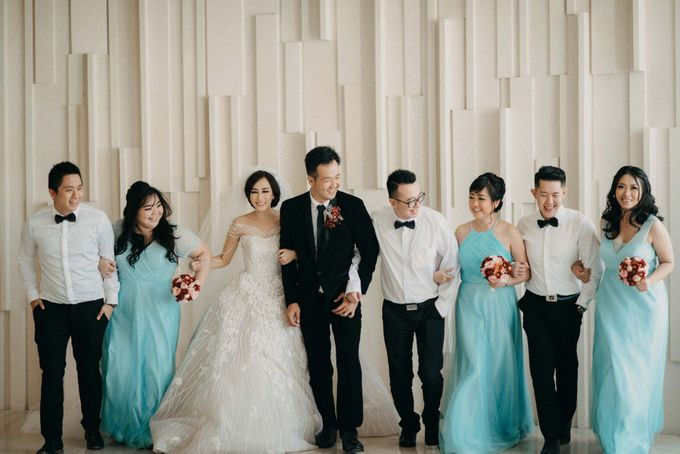 Sundoro & Lia Wedding by Dhika by MA Fotografia - 037