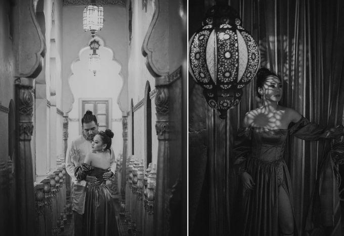 PRE - WEDDING EDWIN & YOMEDIKA BY RIO YAPARI by All Seasons Photo - 031