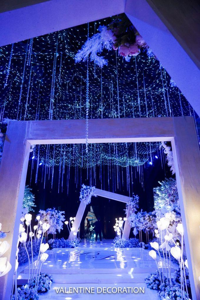 Jason & Devina Wedding Decoration by Valentine Wedding Decoration - 030