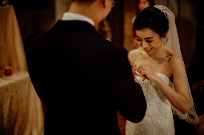 Leonard & Shieng Wedding by Casablanca Design - 037