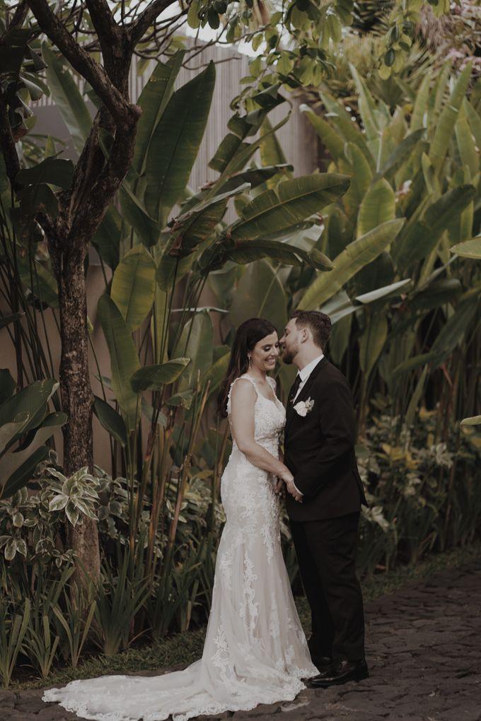 Mindy & Cameron Wedding at W Hotel Bali by AKSA Creative - 037