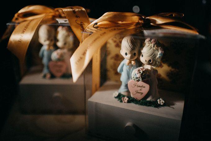 HENDRA & JENNY WEDDING by DHIKA by MA Fotografia - 037