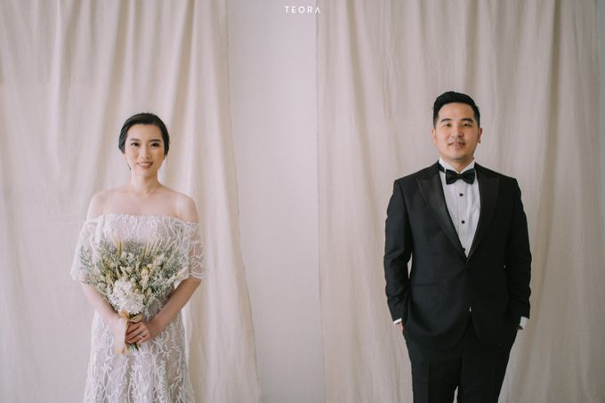 Endy & Selvi Jakarta Prewedding by Rent a Gown - 019