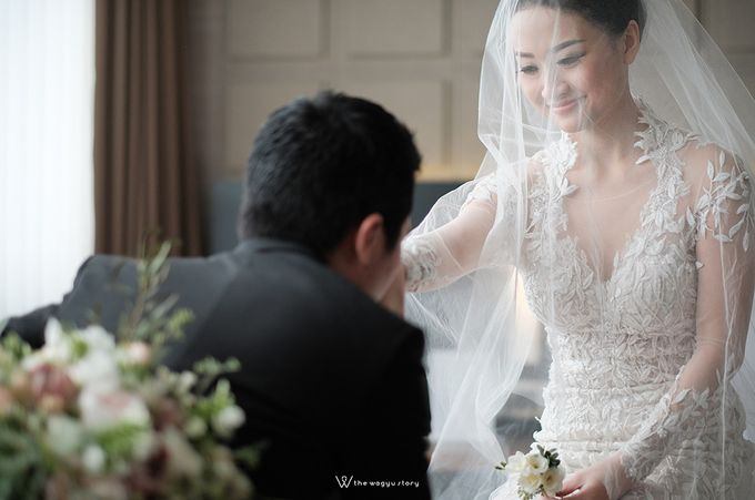 The Wedding of Gerry & Devina by The Wagyu Story - 037