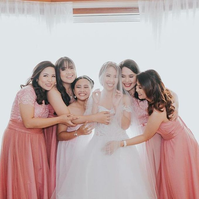 Russell and Kristel Wedding by 8willhappen Events Management - 001
