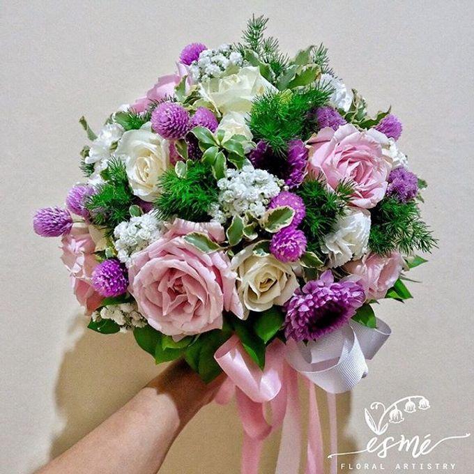 Bridal Bouquet by Esme Floral Artistry - 005