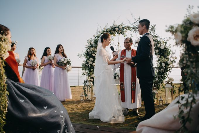 The Wedding of Richie & Soo Young by The edge - 012