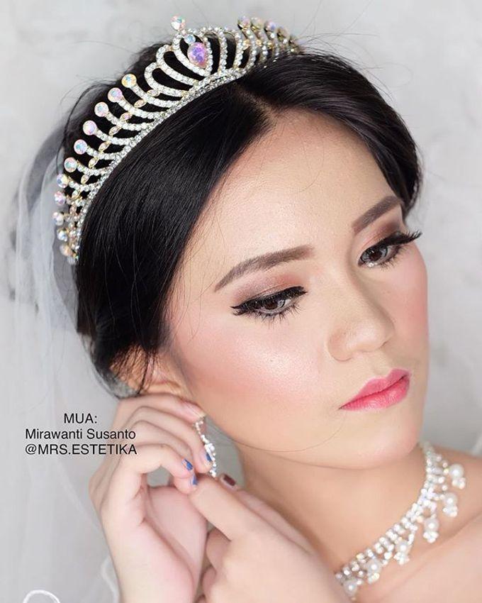 Bride Makeup by MRS Makeup & Bridal - 005