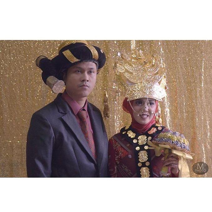 Wedding of Ririn and Gunawan by Maradil Photography - 006
