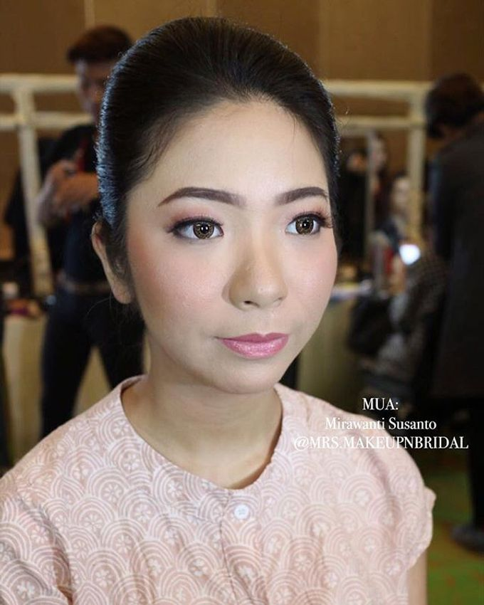 Party Makeup & Hairdo by MRS Makeup & Bridal - 003