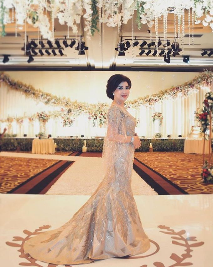 Vladimir & Dominique - Family Dress by Berta Chandra Couture - 010