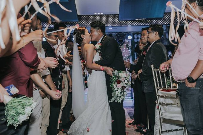 Allan and Laura Wedding by Heaven Events Management - 001