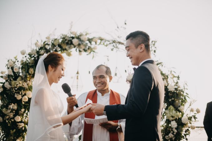 The Wedding of Richie & Soo Young by The edge - 013