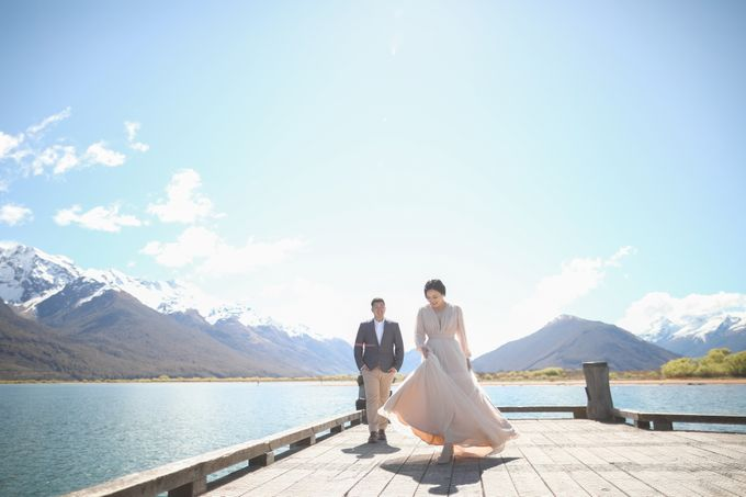Pre Wedding Gown - by Pictura Photography - 001