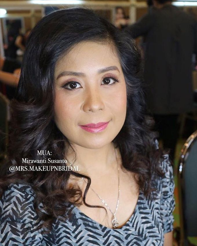 Party Makeup & Hairdo by MRS Makeup & Bridal - 005