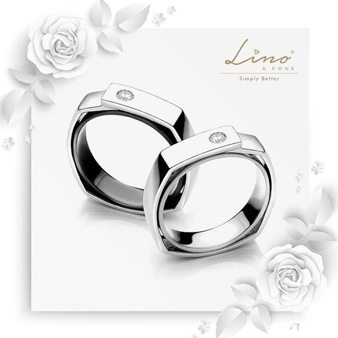 WEDDING RING by Lino and Sons - 034