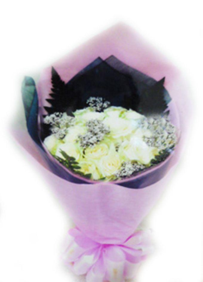 Contoh Bunga Papan dan Rangkaian Bunga by Tania Florist - 021