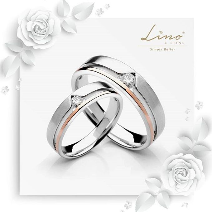 WEDDING RING by Lino and Sons - 036