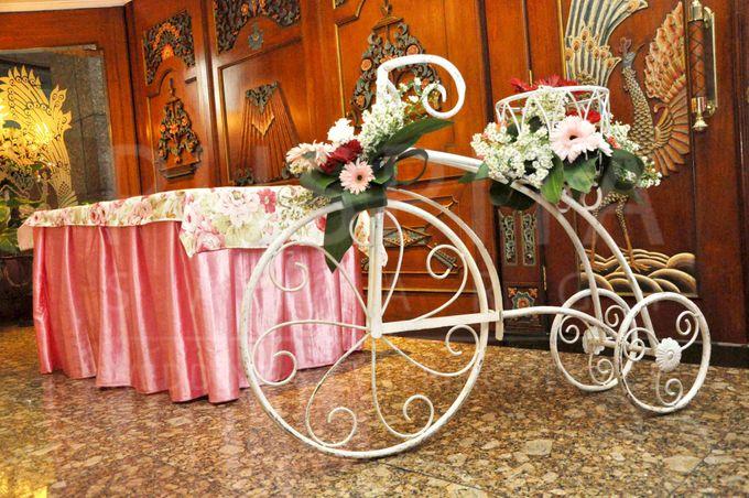 PUSPITA SAWARGI - WEEK II by PUSPITA SAWARGI (wedding and catering service) - 001