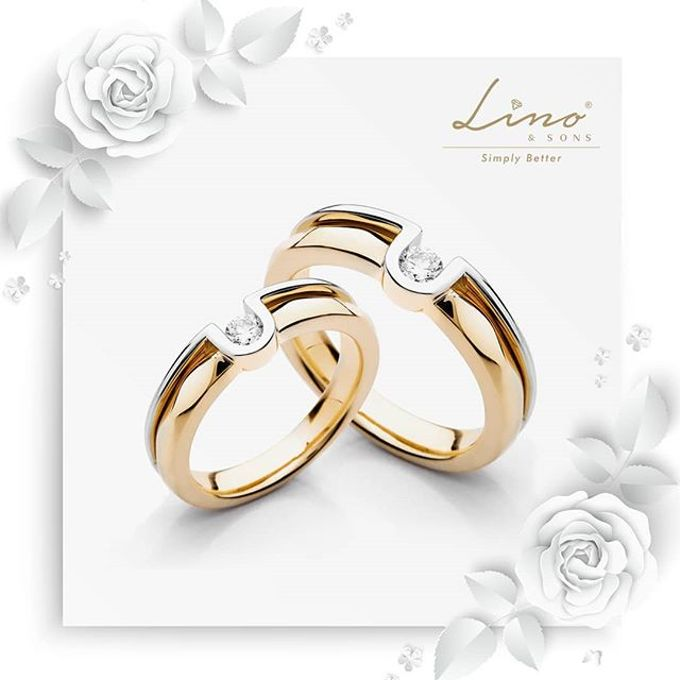 WEDDING RING by Lino and Sons - 035