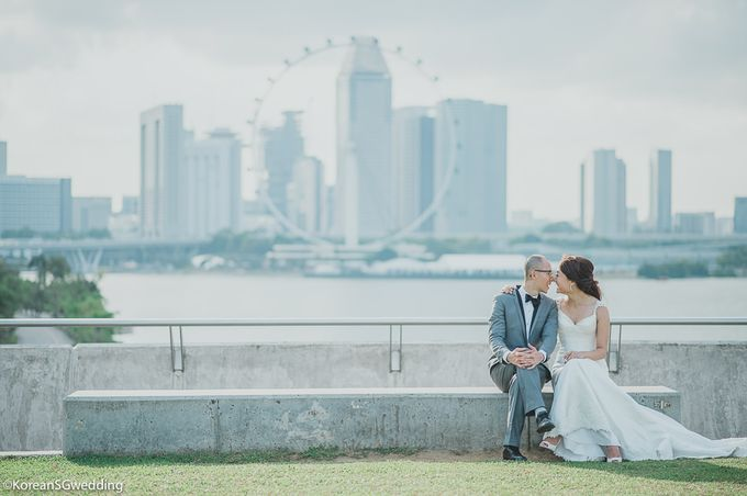 Sunny day Pre-wedding by Eric Oh  Korean Photographer - 011