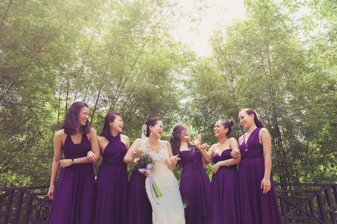 The Wedding of Wilson & Bex by Moments By Rendy - 011