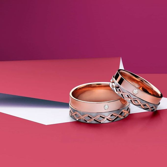WEDDING RING by Lino and Sons - 030