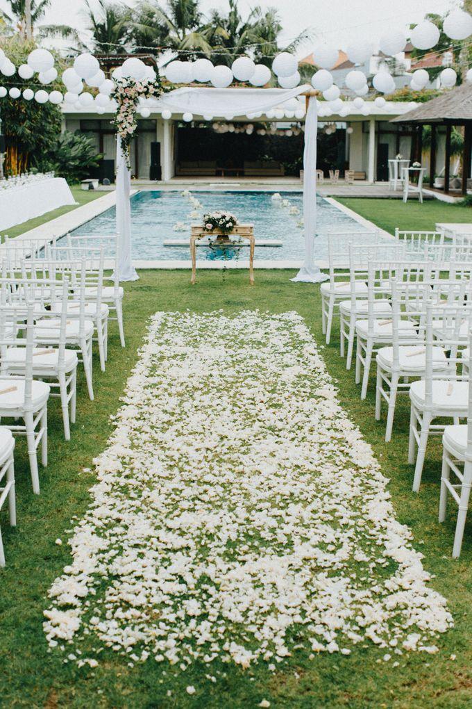 Wedding at Villa Kalyani in Canggu by Bali Tie d' Knot - 007