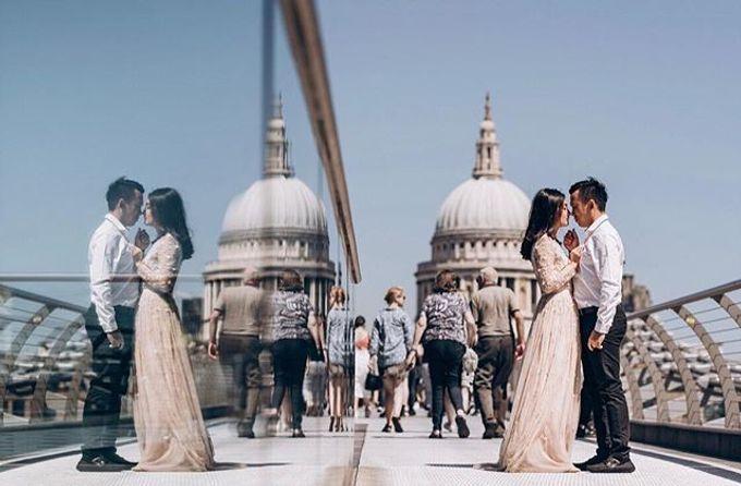 Pre-wedding of Aileen & Daniel by Vivre the Label - 003
