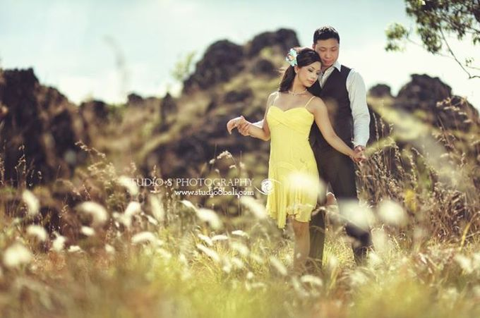 Prewedding - Evan & Shirley by Studio 8 Bali Photography - 019