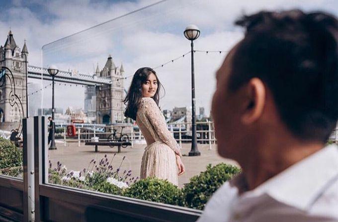 Pre-wedding of Aileen & Daniel by Vivre the Label - 004