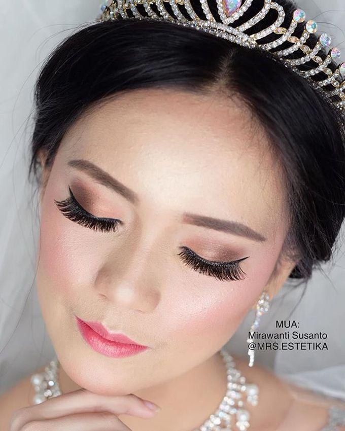 Bride Makeup by MRS Makeup & Bridal - 006