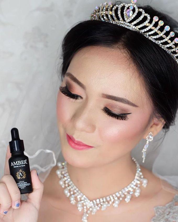 Bride Makeup by MRS Makeup & Bridal - 004