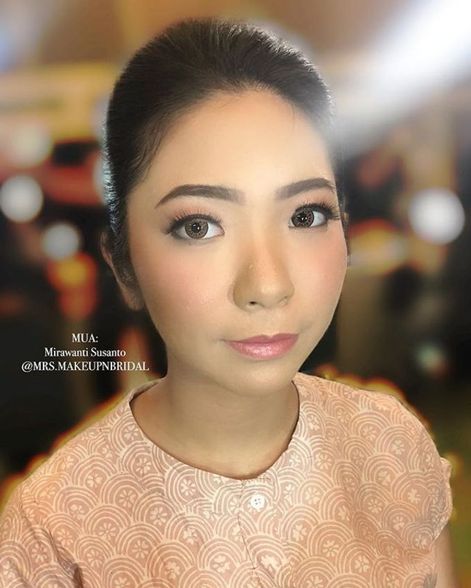 Party Makeup & Hairdo by MRS Makeup & Bridal - 002
