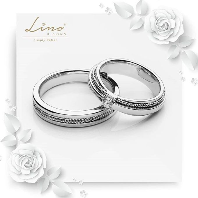 WEDDING RING by Lino and Sons - 031