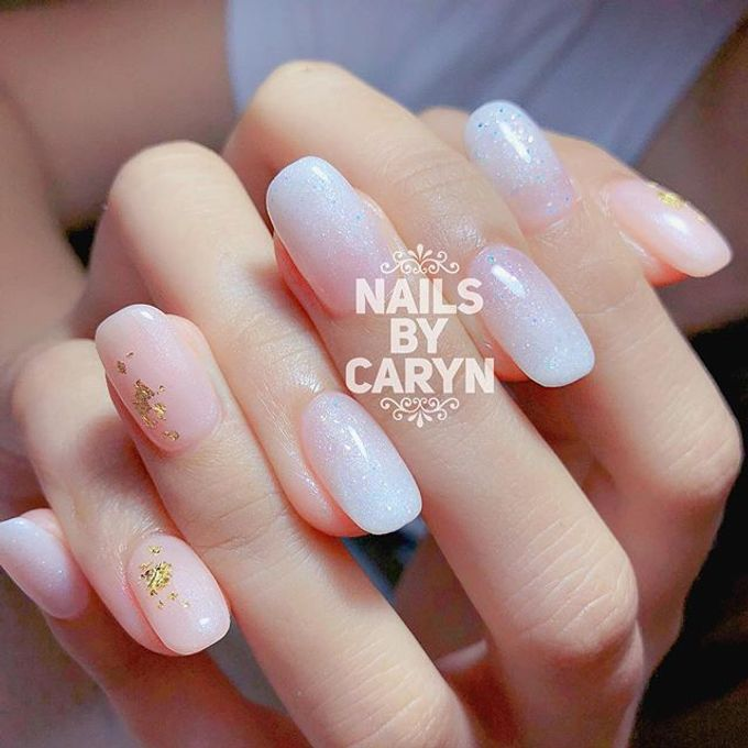 Japanese Nailart trend by nails by Caryn   Bridestory com
